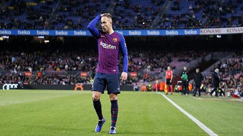 Barca sẽ đệ đơn kiện Arthu Melo vì hành vi thiếu chuyên nghiệp