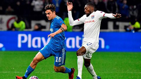 Juventus sẽ đón Dybala trở lại ở trận gặp Lyon