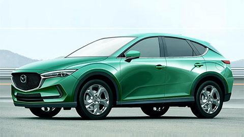 Mazda CX-50 sắp trình làng, thay thế CX-5?