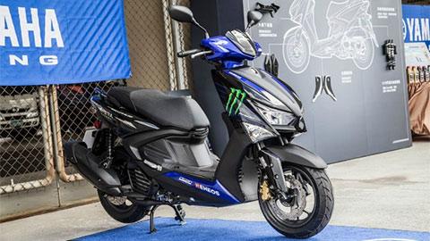 Sốc với Yamaha Cygnus Gryphus 2021 đẹp hơn cả Honda Air Blade, động cơ 125cc VVA