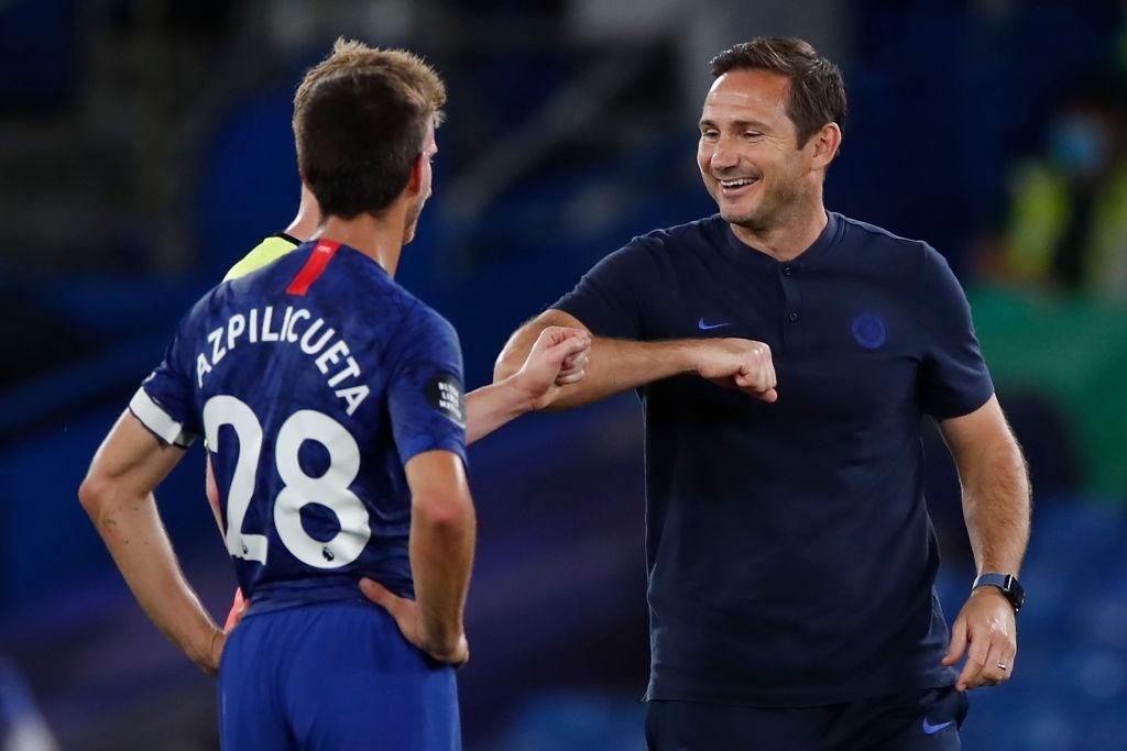 Lampard đã thực sự làm chủ được Chelsea