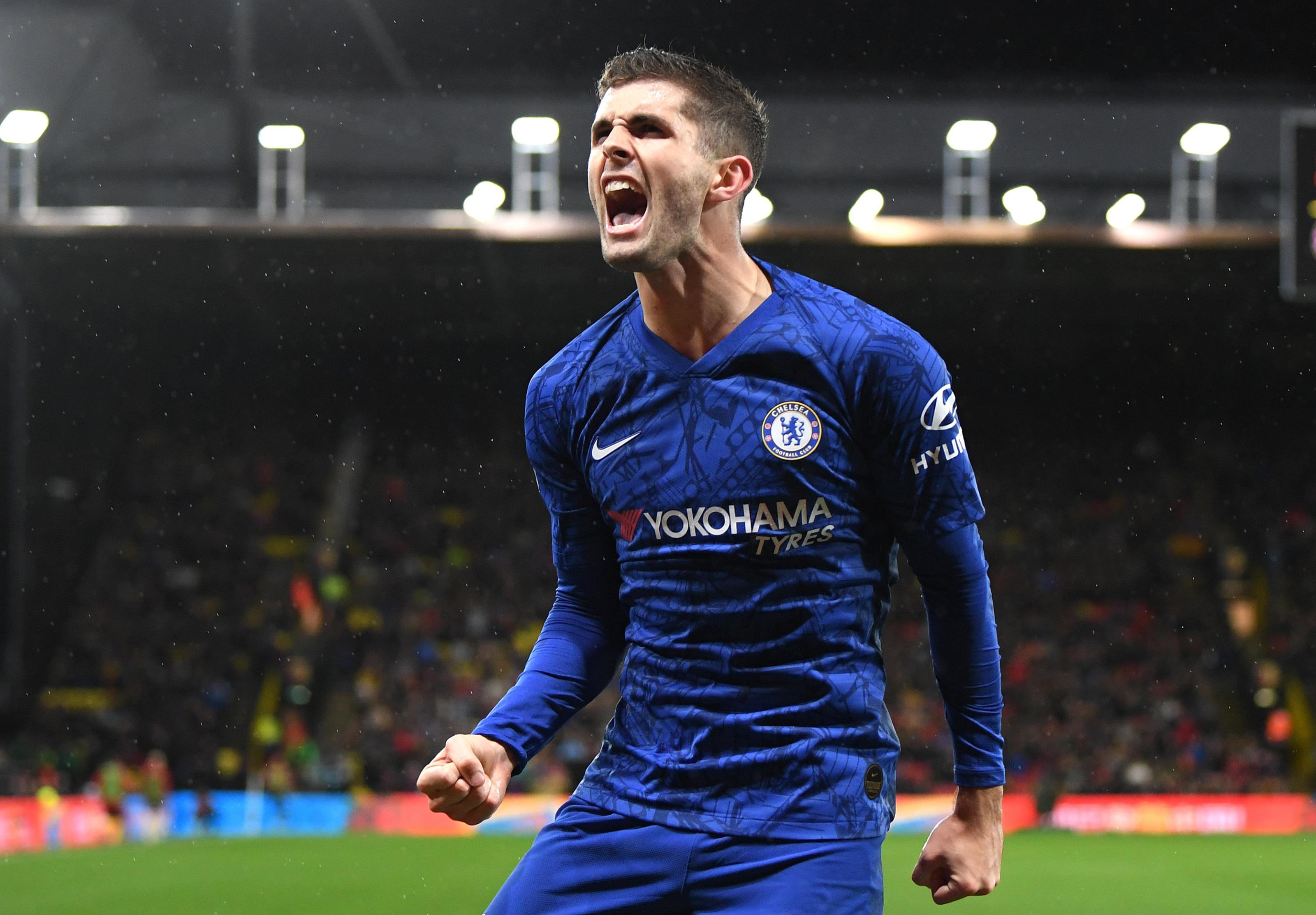 Pulisic đã có mùa ra mắt Chelsea hoàn hảo