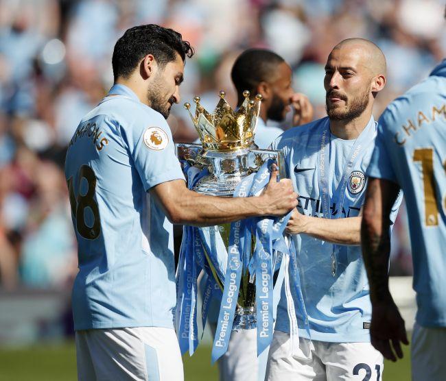 Silva và danh hiệu vô địch Premier League cuối cùng năm 2019
