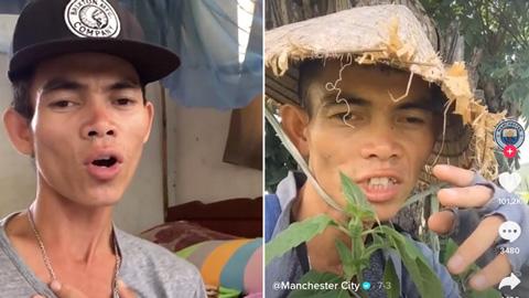 Chàng trai chăn bò ở Việt Nam được Man City chia sẻ video