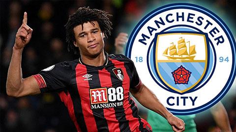 Vượt qua Chelsea và M.U, Man City đạt thoả thuận mua Nathan Ake