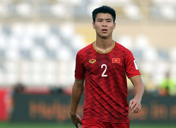 Duy Mạnh có thể kịp thi đấu AFF Cup 2020