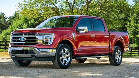 Ford Ranger thế hệ mới sẽ chung khung gầm với siêu bán tải F-150