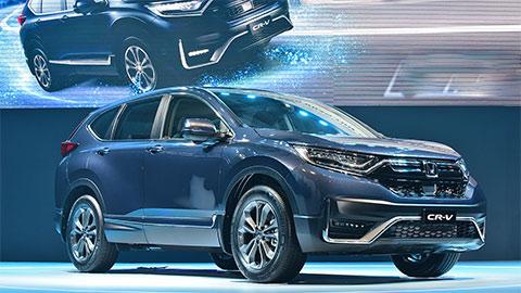 Honda CR-V 2020 lắp ráp trong nước ra mắt, giá từ 998 triệu, đấu Mazda CX-5, Hyundai Tucson