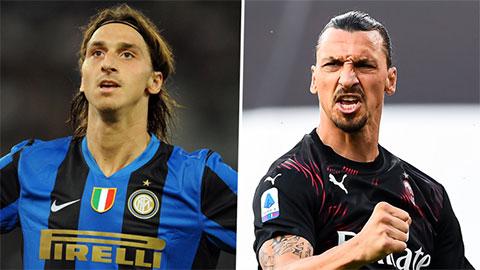 Ibra lập nên kỳ tích chưa từng có ở Serie A