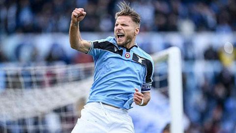 Napoli vs Lazio: Cuộc chinh phạt của Immobile trên quê hương
