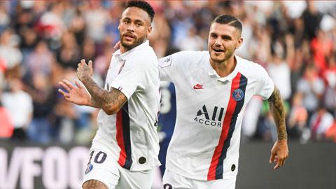 Các cầu thủ PSG sẽ được ăn mừng chiến thắng