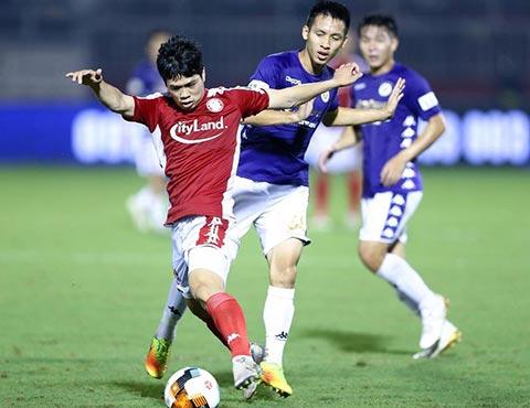 Đội TP.HCM ủng hộ giải V.League 2020 tiếp tục diễn ra