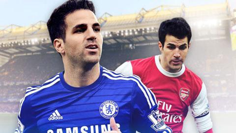 Fabregas dự đoán kết quả trận chung kết cúp FA giữa Chelsea và Arsenal
