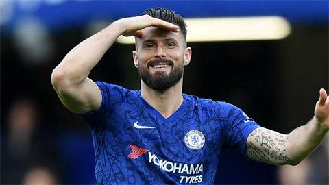 Giroud cảnh báo Werner và HLV Lampard trước trận Chelsea vs Arsenal