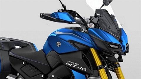 Yamaha Tracer 155 2020 sắp ra mắt với kiểu dáng 'chất' hơn Exciter, giá hấp dẫn