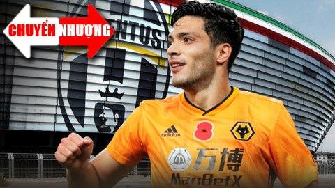 Tổng hợp chuyển nhượng 31/7: Vượt M.U, Juventus sắp có Jimenez với giá 80 triệu euro