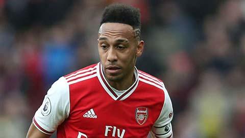 Chung kết FA Cup không phải trận cuối của Aubameyang cho Arsenal