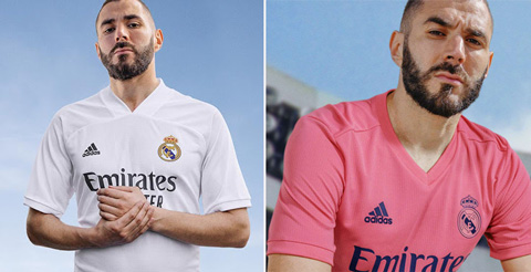 2 mẫu áo mùa tới của Real cũng chất không kém