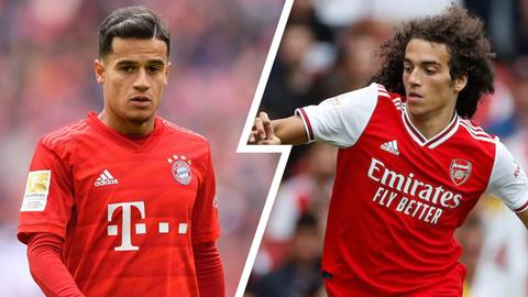 Arsenal nhận được lời đề nghị siêu hời mua Coutinho