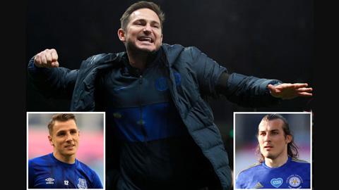 Quyết đua với Man City và Liverpool, Chelsea nhắm 9 mục tiêu gia cố hàng thủ
