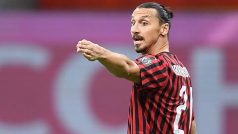Ibrahimovic sắp ký hợp đồng mới với Milan tới năm 40 tuổi, lương tăng gấp đôi