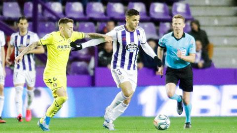 Valladolid đẩy Ben Arfa ra đường