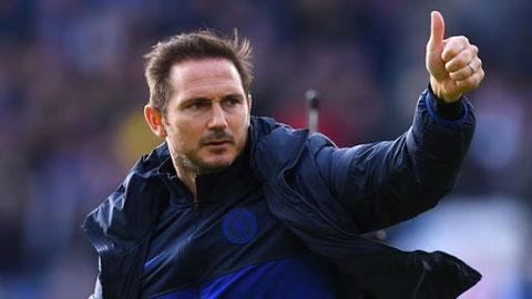 Lampard: 'Cầu thủ Chelsea đã sẵn sàng vô địch'