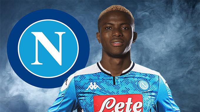 Napoli chỉ 1 là 1 trong nhiều đội bóng muốn có được Osimhen