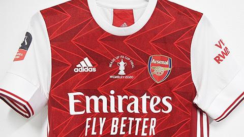 Arsenal và Chelsea sử dụng mẫu áo đặc biệt ở chung kết FA Cup