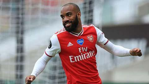 Lacazette tiết lộ cách cứu cả mùa giải của Arsenal