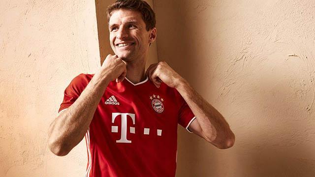 Bayern Munich sớm ra mắt áo đấu ngay khi mùa giải 2019/20 còn chưa kết thúc