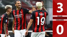 Milan 3-0 Cagliari (Vòng 38 Serie A 2019/20)