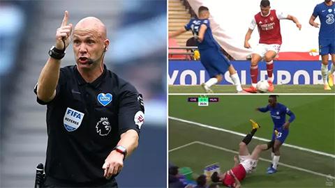 Trọng tài bắt trận chung kết FA Cup bị tố xử ép Chelsea có hệ thống