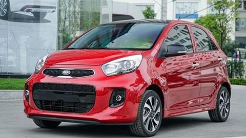 """Kia Morning giảm giá xuống mức """"đáy"""" mới, quyết đấu Hyundai Grand i10, VinFast Fadil, Honda Brio"""