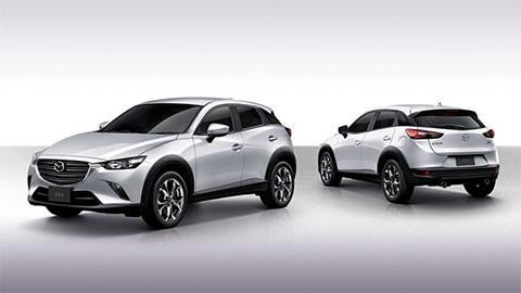 Mazda CX-3 bản nâng cấp kiểu dáng thể thao, giá hơn 560 triệu, đấu Hyundai Kona, Kia Seltos