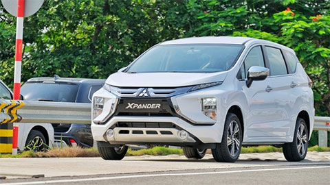 Mitsubishi Xpander sắp có thêm bản chạy điện, giá 'mềm' cạnh tranh Toyota Corolla Cross
