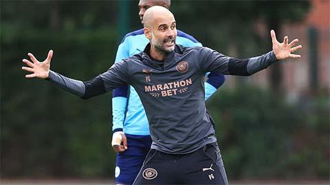 """Real đến đi, Pep Guardiola & Man City đã bày sẵn một """"bàn tiệc máu"""""""