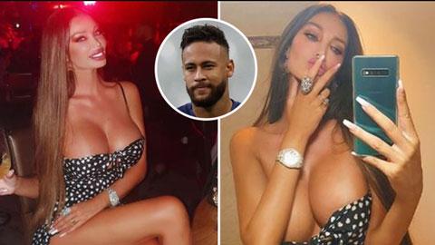 Bạn gái cũ của Neymar khiến trí tượng tượng của cánh mày râu bay xa