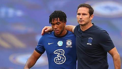 Lampard: 'Chelsea thua vì tự mãn'