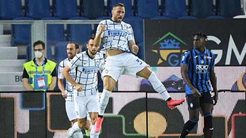 Inter giành ngôi á quân Serie A 2019/20: Niềm tin cho mùa giải mới
