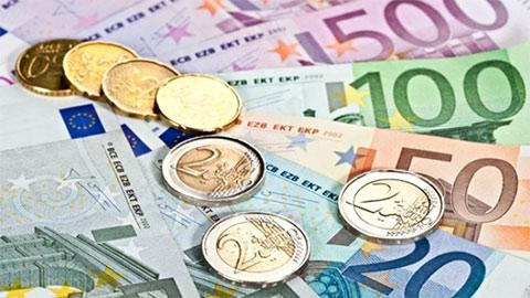 Tỷ giá euro hôm nay 3/8: Giảm nhẹ tại các ngân hàng ngày đầu tuần