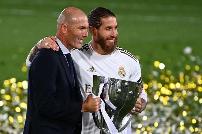 Real đã vô địch La Liga nhờ sự chắc chắn của hàng thủ