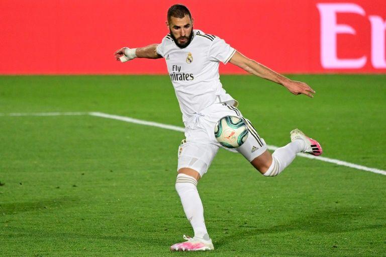 Nhiệm vụ ghi bàn chính của Real vẫn giao cho Benzema