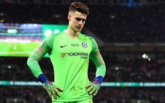 Kepa là mắt xích yếu nhất Chelsea hiện nay mặc dù có giá 70 triệu bảng