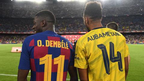 Arsenal đề nghị hợp đồng 3 năm, sẵn sàng mua bạn thân về cho Aubameyang