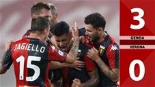 Genoa 3-0 Verona (Vòng 38 Serie A 2019/20)