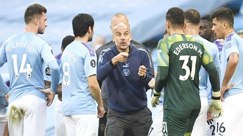 Champions League là cái đích số 1 của Man City