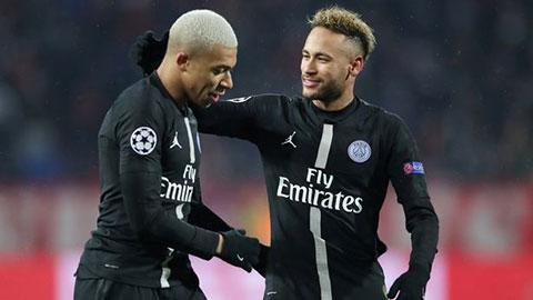 Ronaldo muốn tới PSG sát cánh cùng Mbappe và Neymar