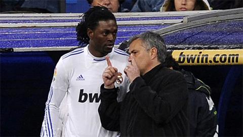 Trò cũ ở Real khen Mourinho là HLV hay nhất lịch sử bóng đá