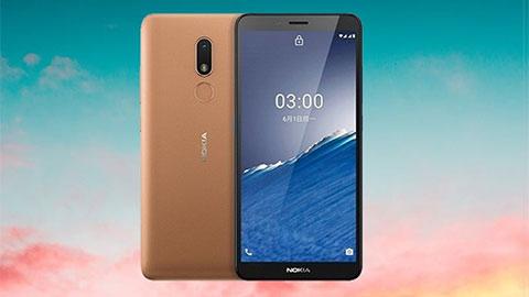 Nokia C3 ra mắt với chip Unisoc, RAM 3GB, chạy Android 10, giá hơn 2 triệu đồng